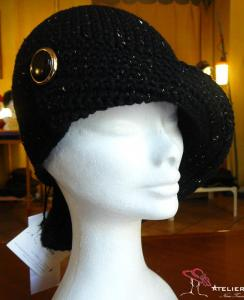 Cappello Liberty nero