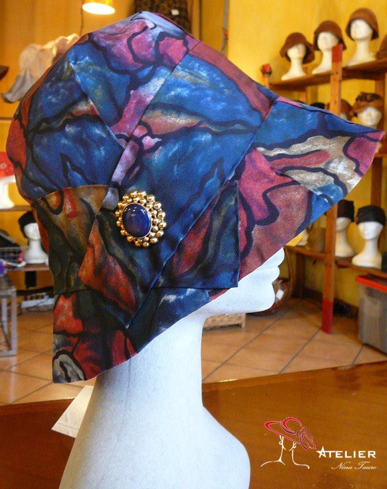 Cappello acquerello