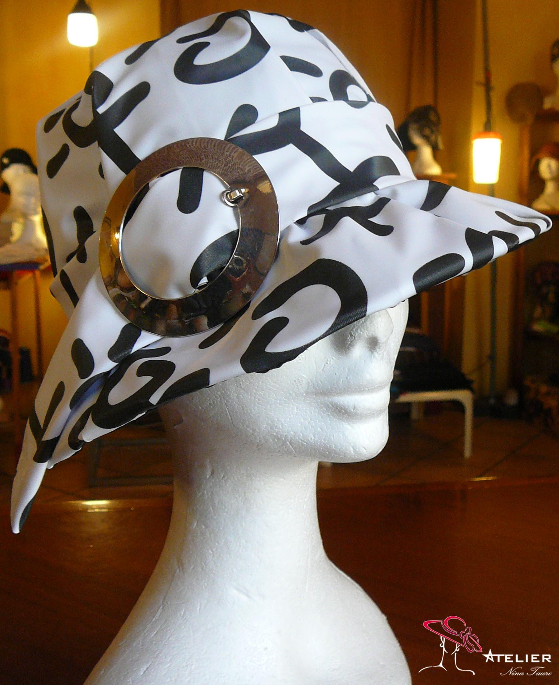 Cappello in plastica