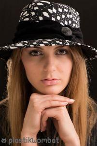Cappello viscosa
