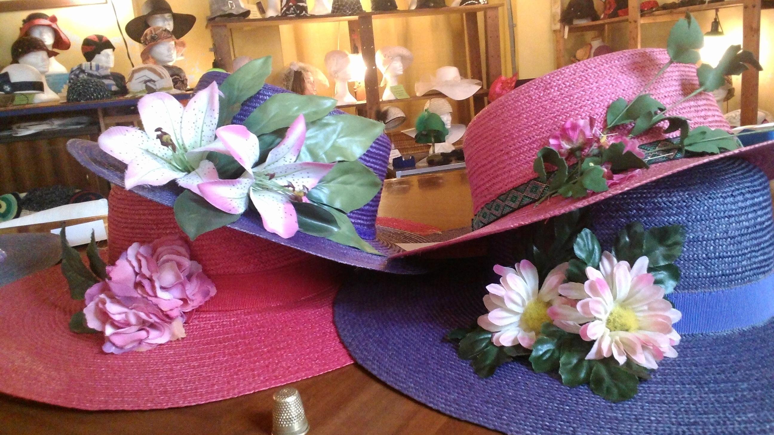 #pagliette#cappelli