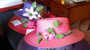 Pagliette con fiori
