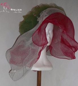 Cappello rete tricolore