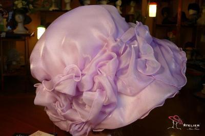 "Cappello  ""fiore"""
