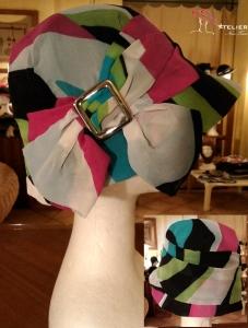 Cloche multicolor